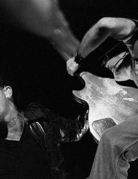 Eventfotografie und Reportagefotografie Zürich – U2