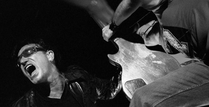 Portraitfoto U2